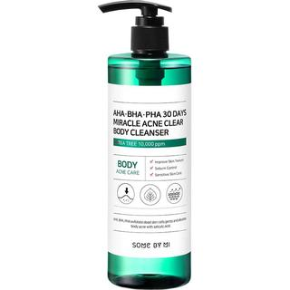 Some By Mi AHA BHA PHA 30 Days Miracle Acne Clear Body Cleanser 400ml