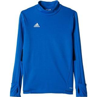 Adidas Tiro 15 Training T-shirt Children - Blue/Collegiate Navy/White