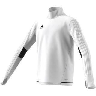 Adidas Tiro 17 Training Jersey Children - White/Black
