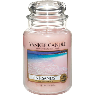 Yankee Candle Pink Sands Large Scented Candles