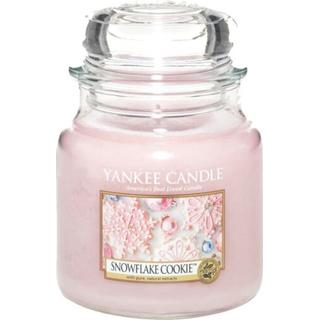 Yankee Candle Snowflake Cookie Medium Scented Candles