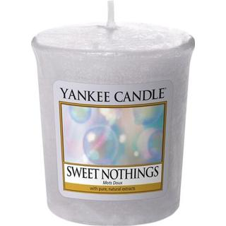 Yankee Candle Sweet Nothings Votive Scented Candles