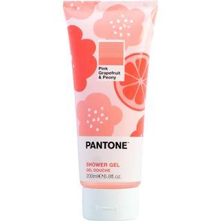 Bubble T Pantone Pink Grapefruit & Peony Shower Gel 200ml