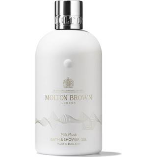 Molton Brown Milk Musk Bath & Shower Gel 300ml