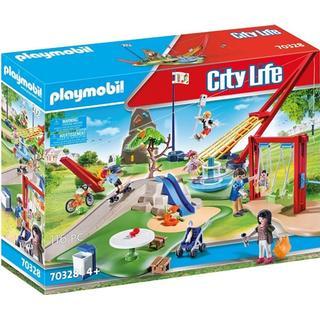 Playmobil City Life Legeplads 70328