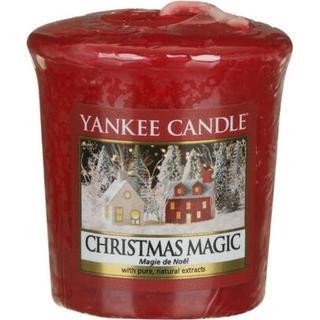 Yankee Candle Christmas Magic Votive Scented Candles
