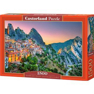Castorland Sunrise Over Castelmezzano 1500 Pieces