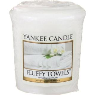 Yankee Candle Fluffy Towels Votive Scented Candles