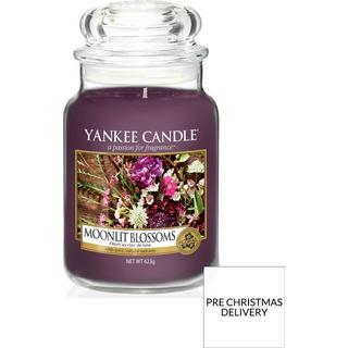 Yankee Candle Moonlit Blossoms Large Scented Candles
