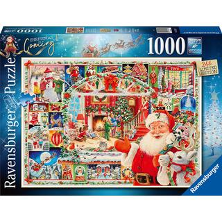 Ravensburger Christmas is Coming Limited Edition 2020 1000 Pieces