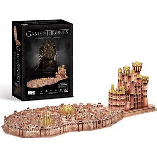CubicFun Game of Thrones Kings Landing 262 Pieces