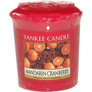 Yankee Candle Mandarin Cranberry Votive Scented Candles
