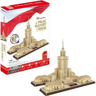 CubicFun Palace of Culture & Science 144 Pieces