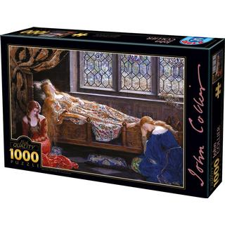 Dtoys The Sleeping Beauty 1000 Pieces