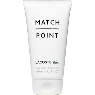 Lacoste Match Point Shower Gel 150ml