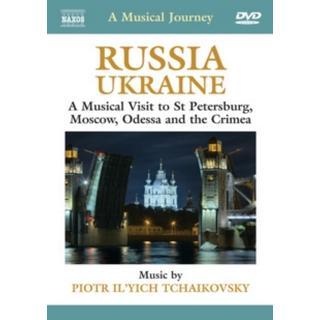 Musical Journey Russia / Ukraine (DVD)