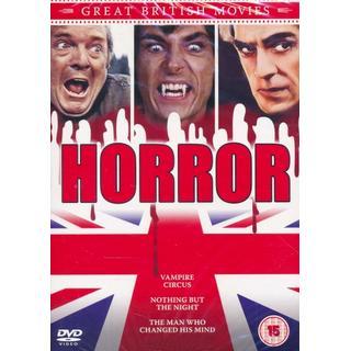 Great British Movies - Horror (DVD)