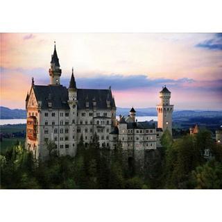 Dtoys Neuschwanstein Castle Germany 1000 Pieces