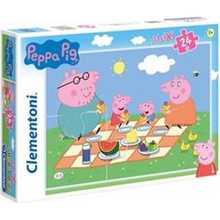 Clementoni Peppa Pig Maxi 24 Pieces