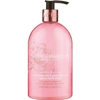 Baylis & Harding Pink Magnolia & Pear Blossom Hand Wash 500ml