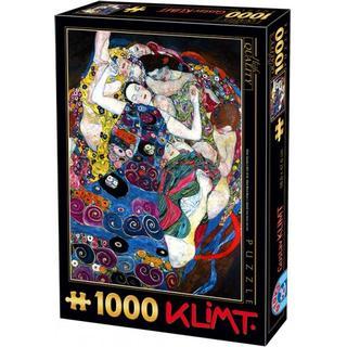 Dtoys Gustav Klimt The Virgin 1000 Pieces