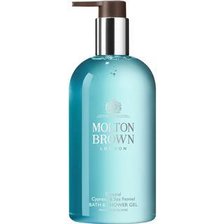 Molton Brown Bath & Shower Gel Coastal Cypress & Sea Fennel 500ml