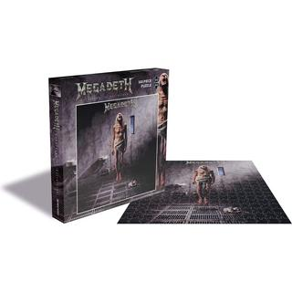 Zee Productions Megadeth - Countdown To Extinction 500 Pieces