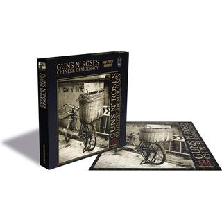 Zee Productions Guns N Roses - Chinese Democracy 500 Pieces