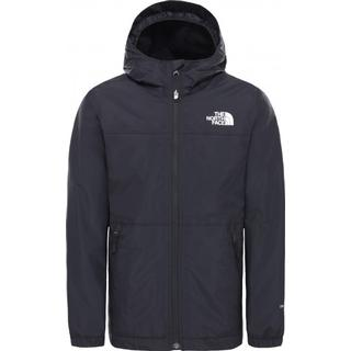 The North Face Boy's Warm Storm Rain Jacket - TNF Black (3YAZ)