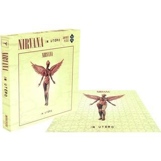 Nirvana in Utero 500 Pieces
