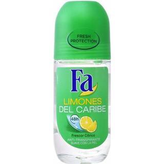 FA Limones Del Caribe Deo Roll-on 50ml