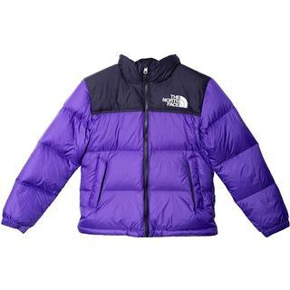 The North Face Youth 1996 Retro Nuptse Jacket - Peak Purple