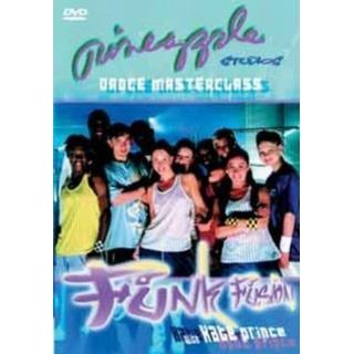 Pineapple Studios - Dance Masterclass - Funk Fusion (DVD)