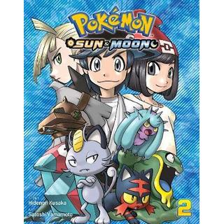 Pokémon: Sun & Moon, Vol. 2 (Pokemon)