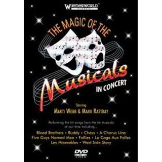 Magic Of The Musicals In Concert (DVD)