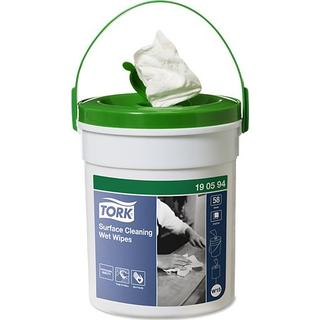 Tork Hand Cleaning Wet Wipe Bucket