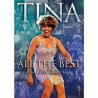 Tina Turner - All the best live collection (DVD)