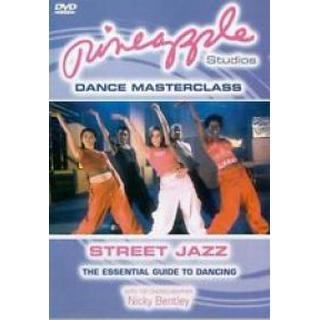 Pineapple Studios - Dance Masterclass - Street Jazz (DVD)