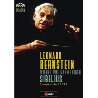 Symphonies Nos 1 2 5 & 7 (DVD)