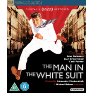 The Man In The White Suit (Blu-ray + DVD)