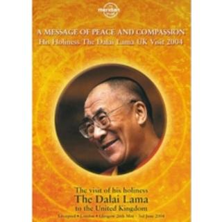 Lama Dalai: A Message Of Peace And Compassion H (DVD) (DVD 2015)