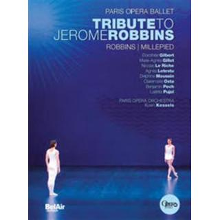 Tribute To Jerome Robbins (DVD)