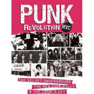 Various Artists - Punk Revolution Nyc (+Dvd