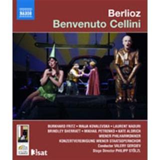 Benvenuto Cellini (Blu-Ray)