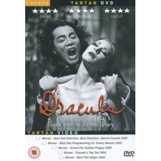 Dracula - Pages From A Virgin's Diary (DVD)