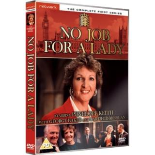 No Job For A Lady Series 1 (DVD)