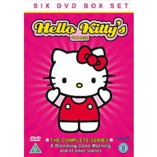 Adventures Of Hello Kitty And Friends - Happy Halloween Ever (DVD)