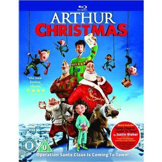 Arthur Christmas (Blu-ray + Digital Copy (Blu-Ray)
