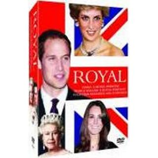 Royal Box Set (Queen Remarkable Life Diana In Search Willi (DVD)