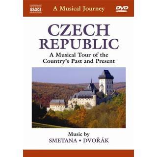 A Musical Journey Czech Republic (DVD)